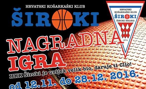 Poziv na javno izvlačenje velike nagradne igre u četvrtak 29.12. u 12:00 sati u GSD Pecara