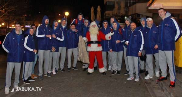 HKK Široki podržao humanitarno božićno druženje
