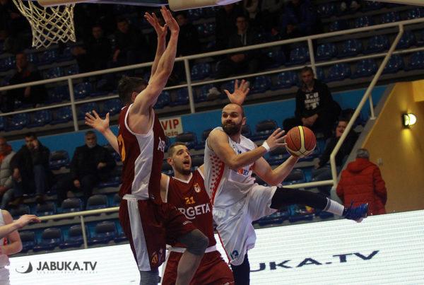 Peršić pogodio u posljednjoj sekundi za pobjedu Širokog u Mrkonjić Gradu