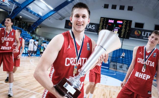Mateo Drežnjak: Novi košarkaški dragulj s Pecare