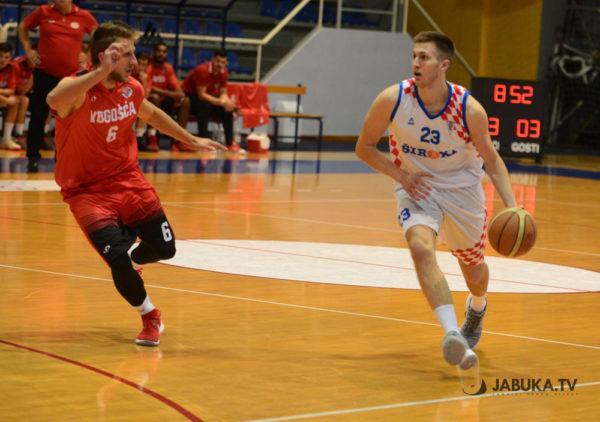 Mateo Drežnjak pozvan u seniorsku A reprezentaciju Hrvatske