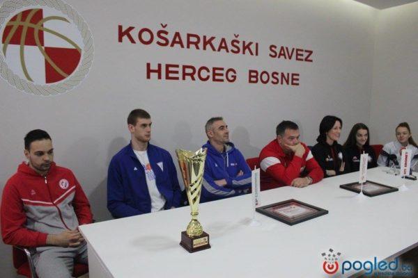 Najava finala Kupa Herceg Bosne, Široki – Zrinjski, HT ERONET poklanja mobitel