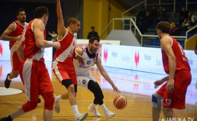 Ivan Mikulić tricom s koša na koš za pobjedu protiv Zrinjskoga