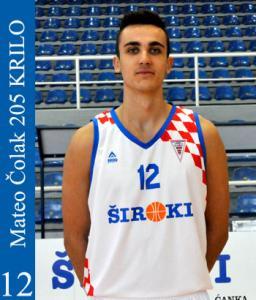 12 Mateo Čolak