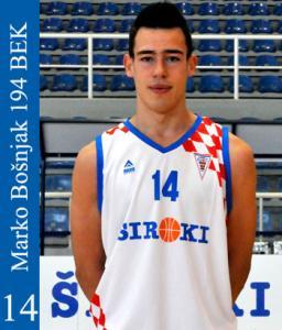 14 Marko Bošnjak