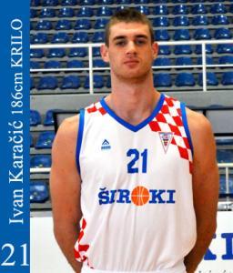 21 Ivan Karačić KAPETAN