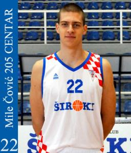 22 Mile Čović