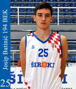 25 Josip Batninić