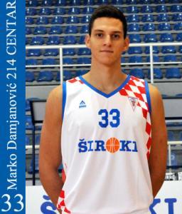 33 Marko Damjanović